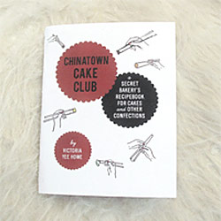 Chinatown Cake Club 'Hibernating,' Releases Cookbook