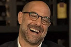 Stanley Tucci Was Once a First-Grade Food Snob