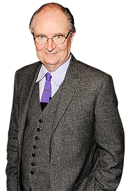 broadbent chat Jim broadbent is one of the few characters who doesn't undergo a full transformation at any point he's easily recognized as a publisher, a composer, and a.