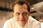 Michael Laiskonis, in the Le Bernardin pastry kitchen.