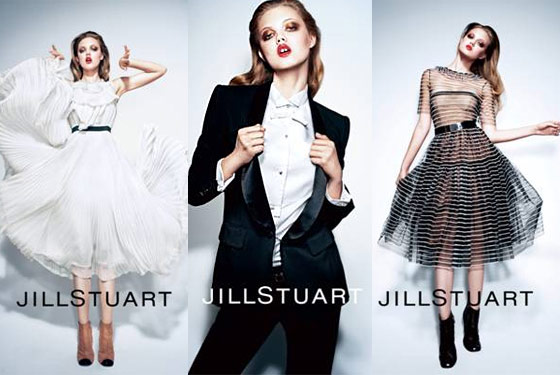 Jill Stuart Selects Lindsey Wixson As Her Newest Face