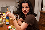 Debi Mazar Cooks Like 'Mama,' Misses New York Bagels