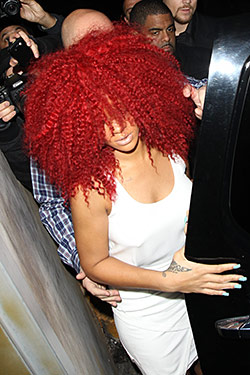 Is This Rihanna's Best Hair Yet?
