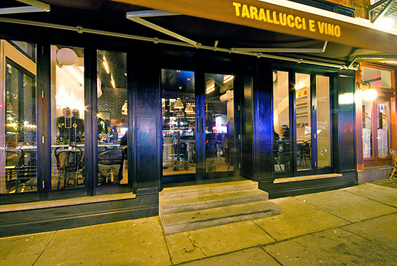 First Look at Tarallucci e Vino&#8217;s New Upper West Side Location