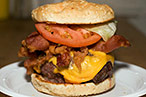 And the Best Burger, According to the Daily News &#133;