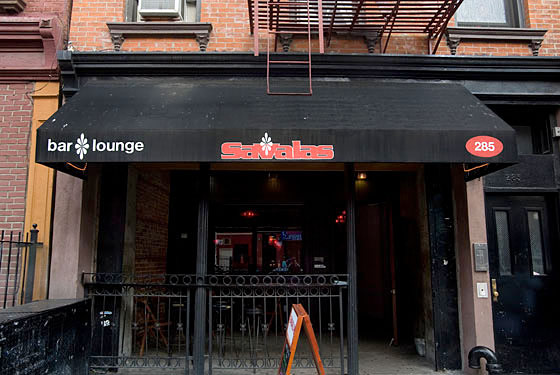 After Six Years, Savalas Will Leave Bedford Avenue