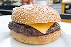 Madison Square Park to have a good burger option. Finally! Or, wait ...