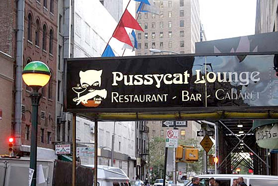 41-Year-Old Pussycat Lounge Is Closed by City