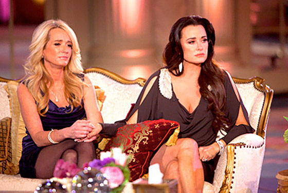 The Real Housewives of Beverly Hills Recap: The Unhappy Reunion Begins