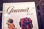 Gourmet: Gone But Not Forgotten in One L.A. Dining Room