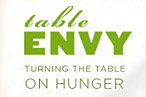 New Site, Table Envy, Scalps Primo Reservations for Charity