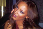 Model Selita Ebanks Dilutes Her Kool-Aid, Doesn't Need a Menu at Nobu