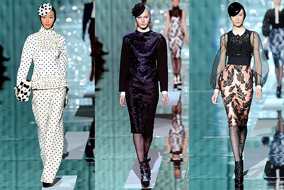 Marc Jacobs Fall 2011 Collection Has Sex on the Brain