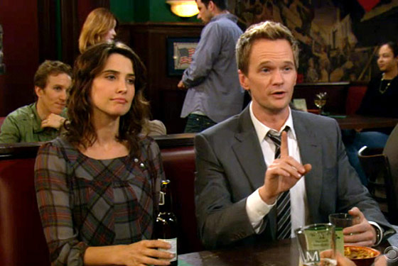 How I Met Your Mother Recap Who Gives Love A Bad Name