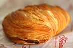 Leslie Burnside of Theresa and Johnny's in San Rafael Is Crazy for Ferrara's Sfogliatelle