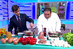 Watch Emeril Throw Together Some Weeknight Meals on GMA