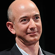 Devastating the competition makes Jeff Bezos a little cross-eyed with glee.