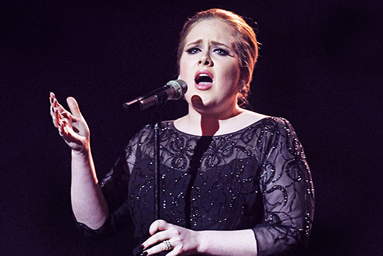 adele s 21 it s the singer not the song slideshow vulture