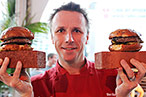 Michael Symon and Marc Murphy on Their Bash-Winning Burgers
