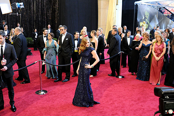 The Fug Girls Live Blog the OSCAR RED CARPET -- Vulture