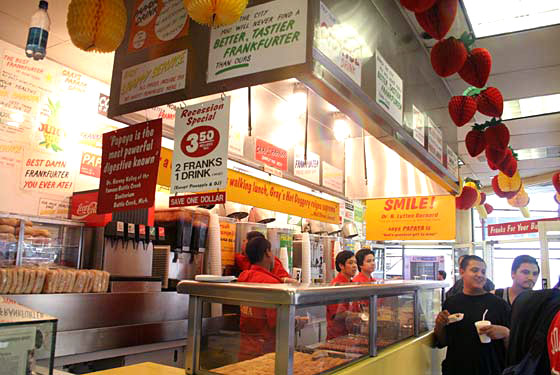 Doggone: Gray's Papaya Closes Hell's Kitchen Location