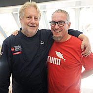 Jonathan Waxman and Michael Schwartz.