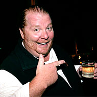 Mario Batali Picks New York's Five Most Fashionable Foodies