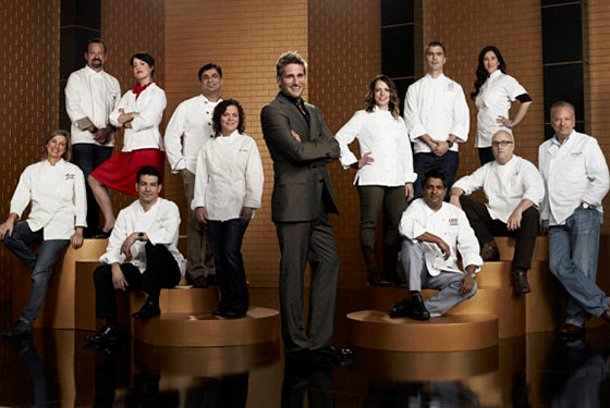 Top Chef Masters 3: Ruth Reichl and Christina Hendricks to Judge Floyd Cardoz, Traci Des Jardins, and More