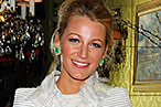 Blake Lively Wears White to La Grenouille; Snooki Wears Black to Teqa
