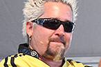 'Unusually Athletic' Thief Steals Guy Fieri's Lamborghini