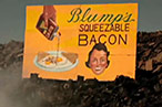 What's This Squeezable Bacon Charlie Sheen Is Talking About Now?