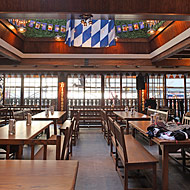 Every day is like Oktoberfest at Bierhaus.