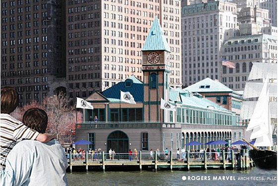 Harry's Team Will Bring Oyster Bar and Restaurants to Pier A