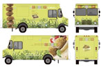 Crisp Launches a Falafel Truck