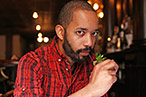 Comedian Wyatt Cenac Drinks Mint Juleps, Is Sorry He Doesn't Eat More Vegetables