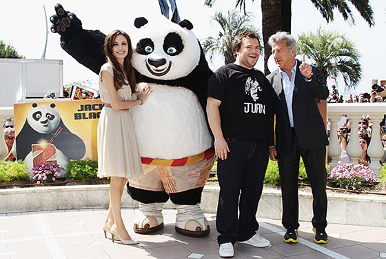 How the Kung Fu Panda 2 Cast Fended Off Insane Press ...
