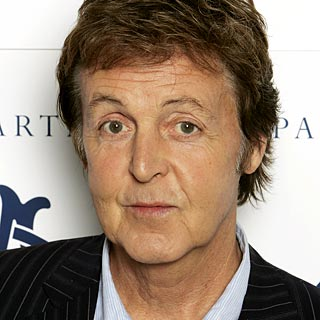 Paul McCartney Photo By Getty Images