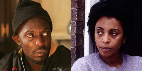 Omar From 'The Wire' and Fran From 'The Corner' Got ...