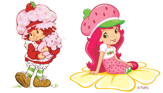 new strawberry shortcake