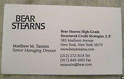 Indicted bear stearns hedge fund managers business card raking in indicted bear stearns hedge fund managers business card raking in cash on ebay colourmoves