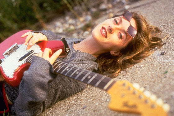 Live on, Liz Phair; image courtesy of NYMag.com