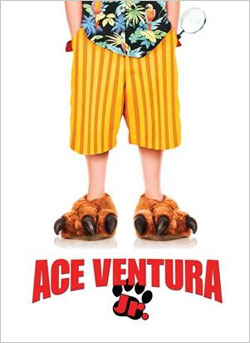 film Ace Ventura en streaming