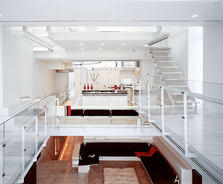 Fixer upper carriage house kitchen - Fall 2006 Architect Paul Rudolph S Glass House New York Magazine
