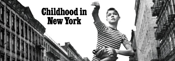 Childhood in New York