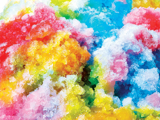 From Malaysian Ais Kacang to Louisiana Sno-Balls, a Global Primer on Locally Shaved Ice