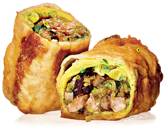 How Fung Tu Put a New Spin on 'The Original' Egg Roll