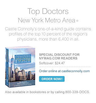 Order Top Doctors: New York Metro Area