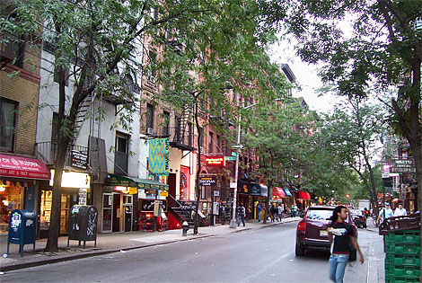 Greenwich Village Photo