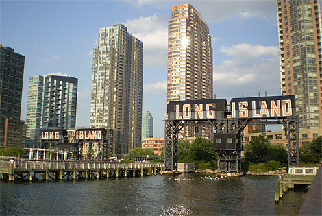 Long Island City Restaurants With A View