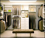 Charmant Custom Closets: Carolyn Musher Of California Closets Is Prompt And  Personable.